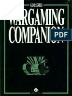 Wargaming Companion