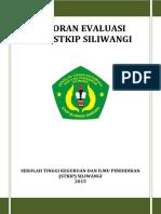 Laporan Evaluasi SPMI 2012 2015
