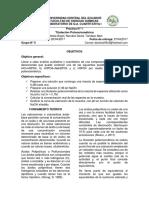 Mezcla de especies de ácido fosfórico. Titulación potenciométrica