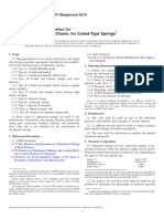 A407-07(2013) Standard Specification for Steel Wire, Cold-Drawn, For Coiled-Type Springs