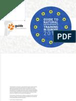 GUIDE Training Europe 2017