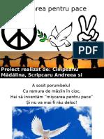 Mișcarea Pentru Pace