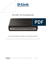DSL-526B How to Configure Port Forwarding