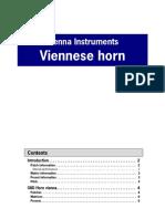 VI DL HornVienna Patch Matrix Preset