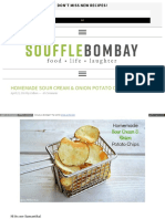 Soufflebombay Com 2014 04 Homemade Sour Cream Onion Potato c