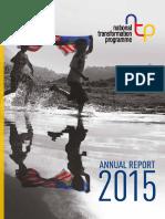 ETP Pemandu 2015 Annual Report