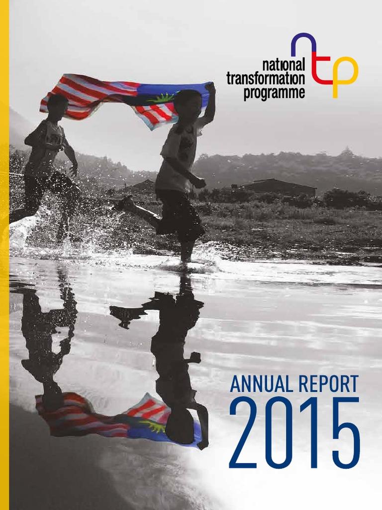 Etp Pemandu 2015 Annual Report Economies Economics Voucher Carrefour Rp 15000000