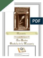Los Grados Simbólicos de la Masonería.pdf