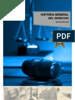 Historia General Del Derecho - Apuntes