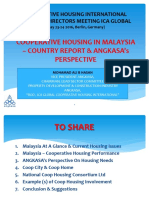Housing Co-operatives in Malaysia 2016