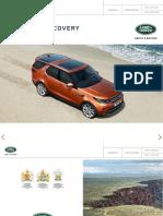 Land Rover Discovery Brochure 1L4621700000BXMEN01P Tcm307 368211