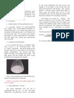 Recrystallization (Experimental)
