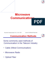 Microwave Communications