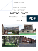 Colònies Curs 2016-2017 6è Primàriadef