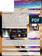 RoDaro-noonan Syndrome Poster