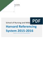 Harvard Ref System 2015-2016