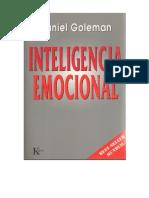Daniel Goleman - Inteligencia Emocional.pdf