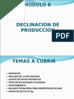 MODULO 09 Declinación de Producción