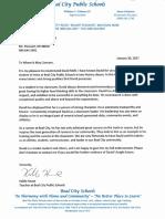 david letter of reccomendation mr  house
