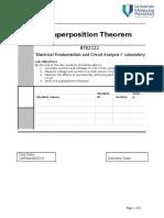 BTE2122 Lab(2) Superposition