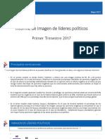 Informe Factum - Imagen Líderes Políticos 2017 T1