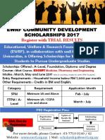 Scholarship - EWRF_Pre-Registration 2017 01.PDF