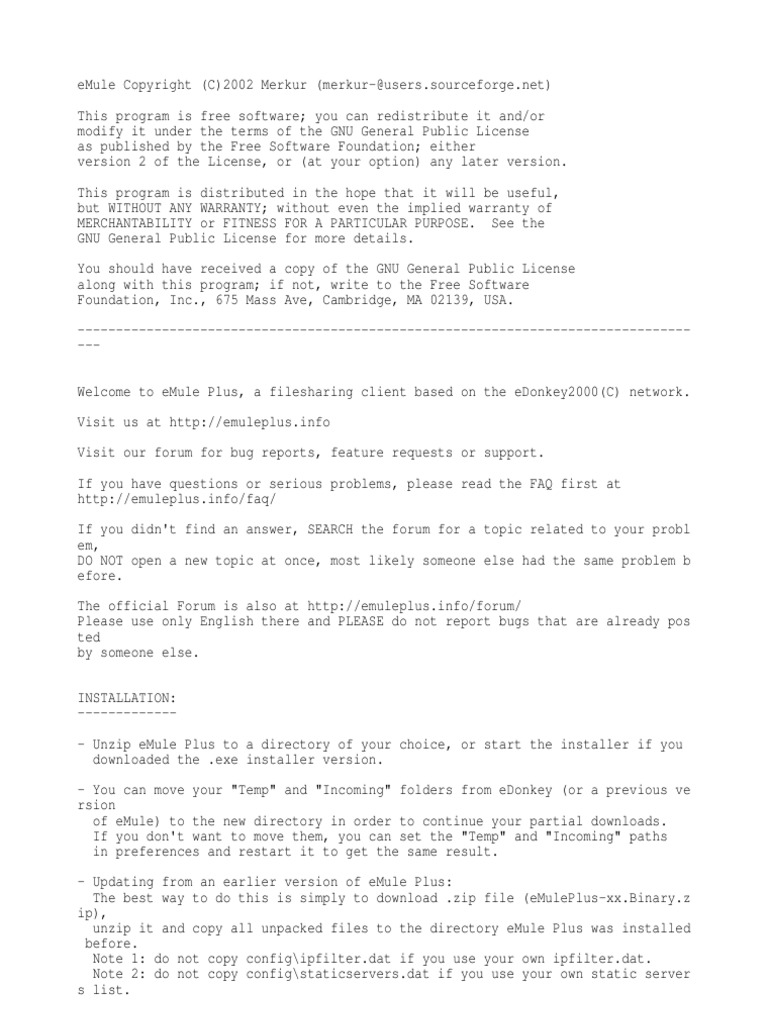 Readme | Microsoft Windows | System Software