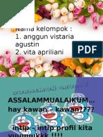 Anggun-Vita XII IPS 1