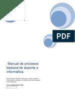 Manual de Procesos Básicos de Soporte e Informática de Stitchkin