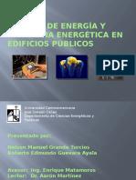 calidad de energia y eficiencia energtica en edificios