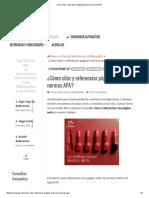 Cómo citar y referenciar páginas web con normas APA.pdf