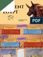 egyptian history presentation