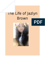 the life of jazlyn brown