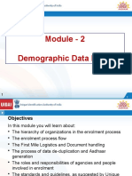 Module 2 Demographic Data Entry 16012014 Eng