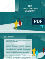 THE OUTSOURCING DECISION.pptx