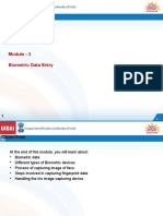 Module 3 Bioetric Data Entry 16012014 Eng