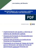 Derechos Secualees y Reproductivos Capacidad Juridica - Minjusticia