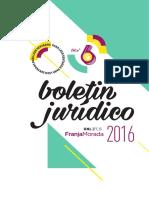 BOLETIN JURIDICO Nº6