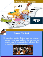 Formas Musicales Ppt