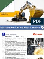 Clase 3 y 4 Inyector Hidraulico y Clasificacion