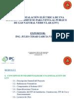 3. Curso de Instalaciones Eléctricas GNV