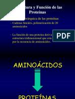 2 Estructura y Función de Las Proteinas