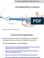 02 Overview of Drinking Water Treatment
