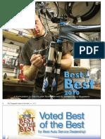Best of the Best Folsom and El Dorado Hills - 2010