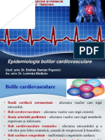 Curs Boli Cardiovasculare Epidemio MG