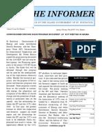 """The Informer"", 17.Informationbulletin.jan.Feb.march"