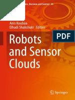 Robots and Sensor Clouds