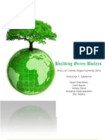 Team 4-Green Boiler's White Paper Project