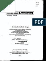 Redação científica: princípios básicos