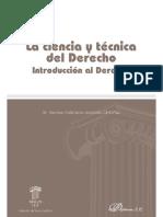 La Ciencia y Tecnica Del Derech - Dr. Herman Felicisimo Jaramillo